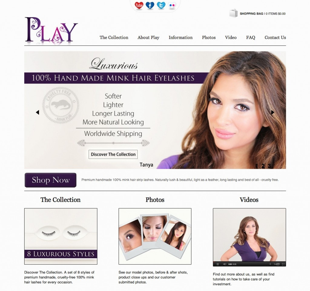 Play Lashes