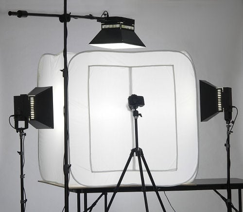 Professional Light Tent - How To Shoot Great Product Photography