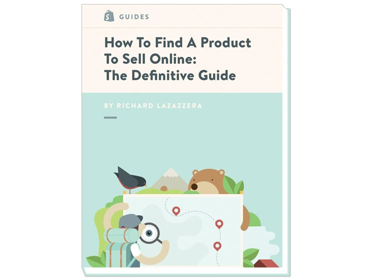 How To Find A Product To Sell Online Cover
