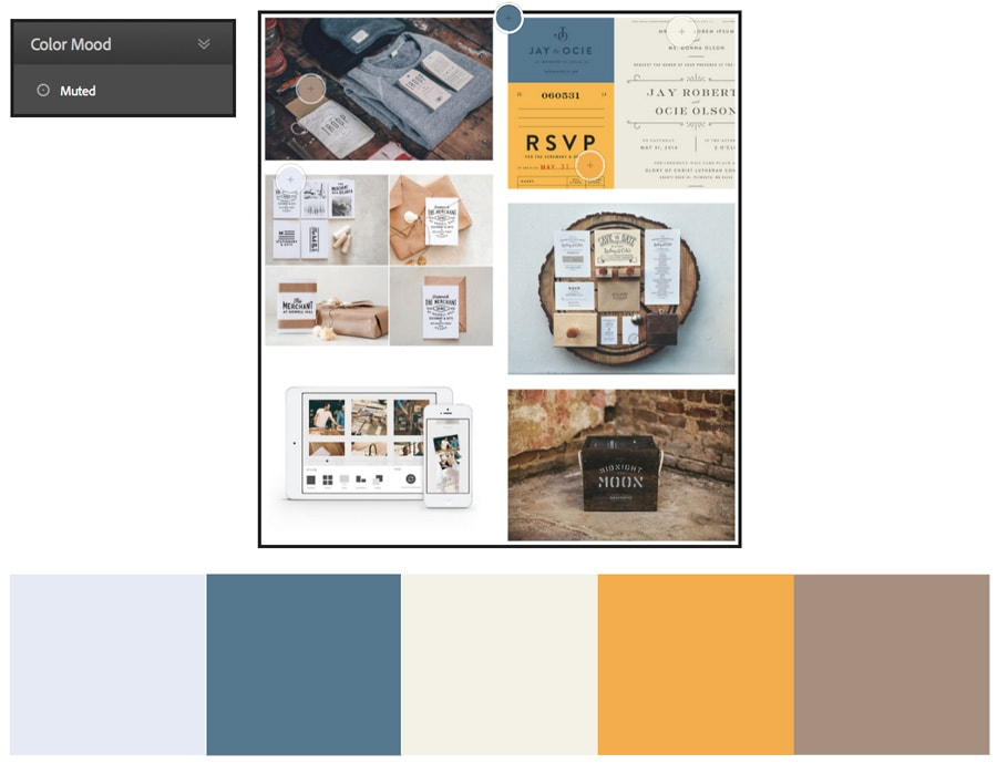 Branding Color Selection