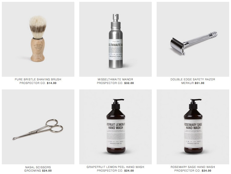 Product Photography Style
