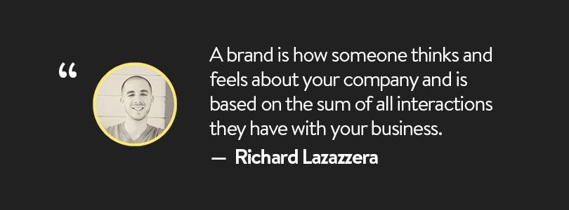 Branding Quote