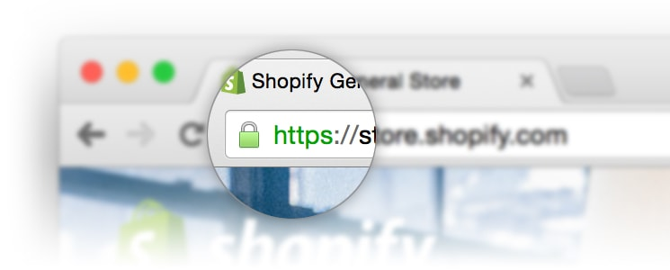 Using SSL on your ecommerce site