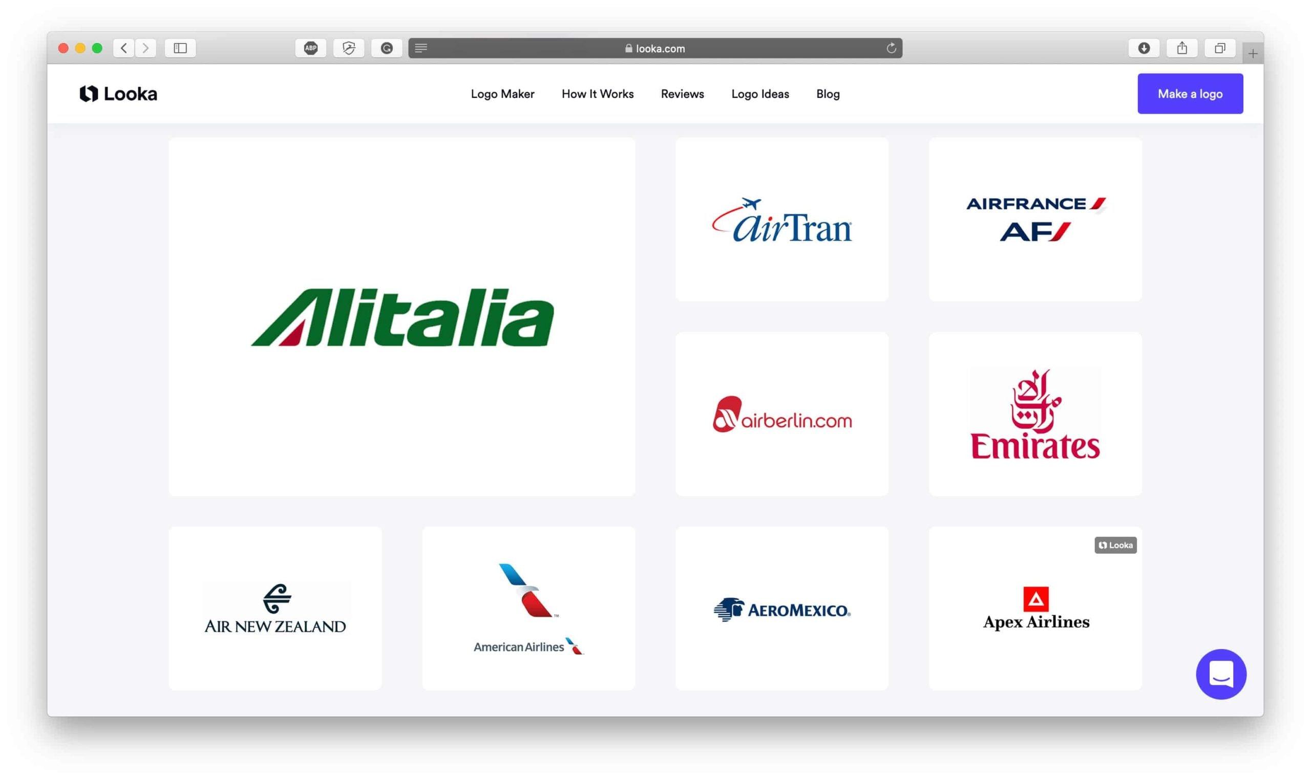 Minimalist Company Logo Designs