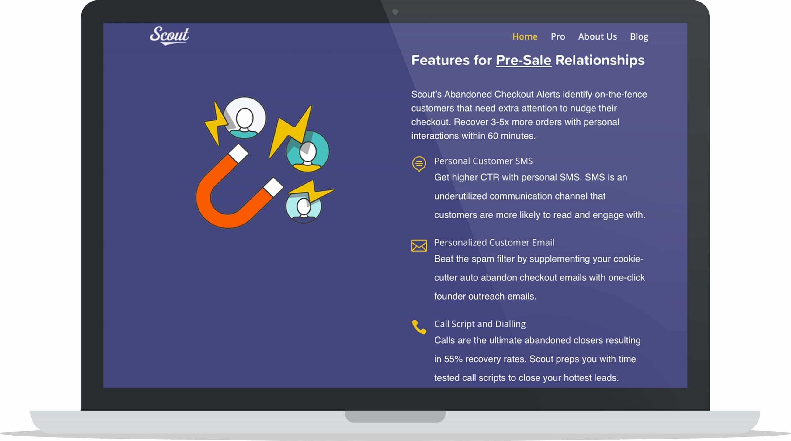 Shopify Scout App Features