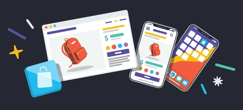 Come creare un'app: sviluppo di app e-commerce