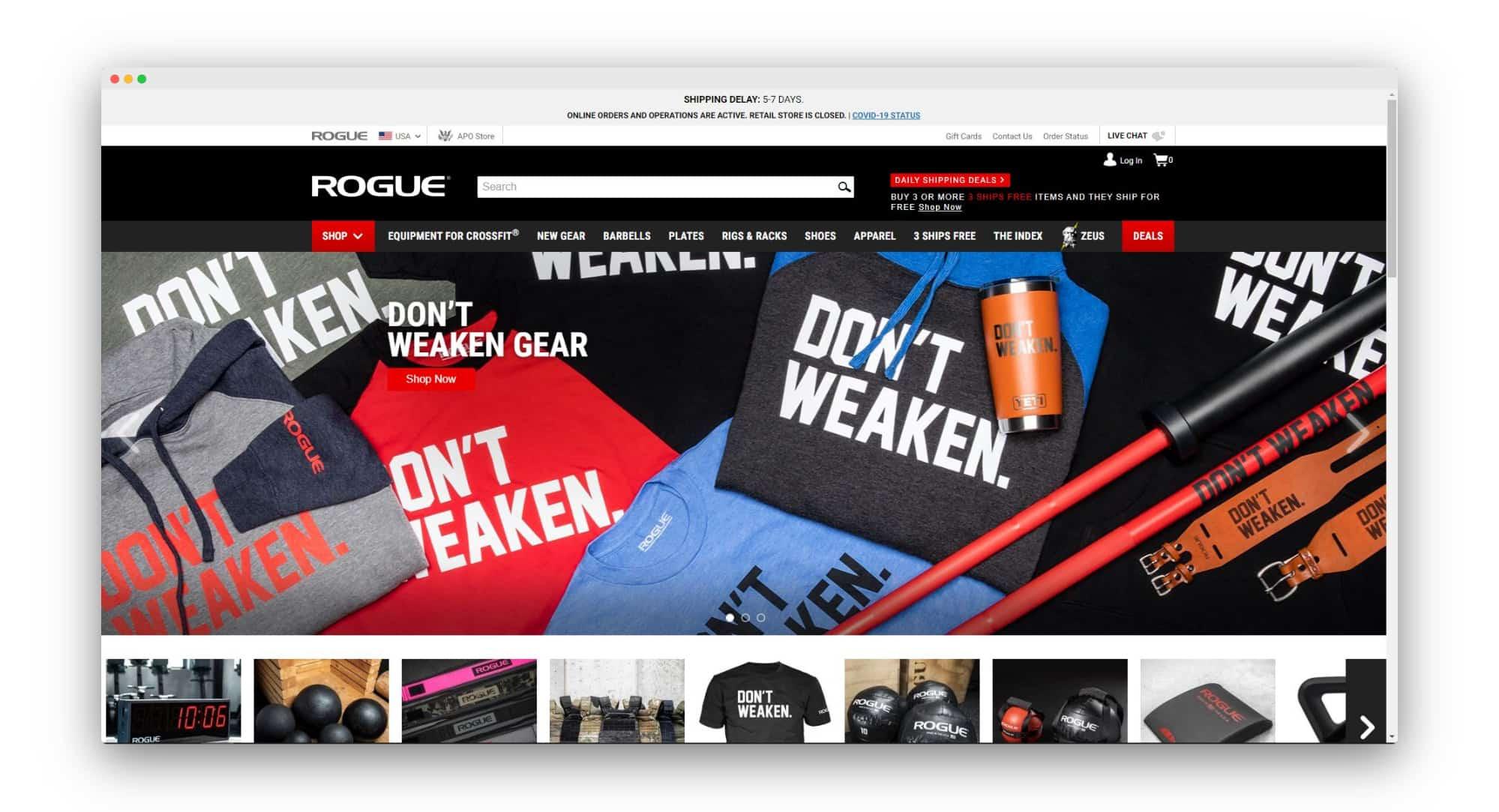 Rogue DTC Brands