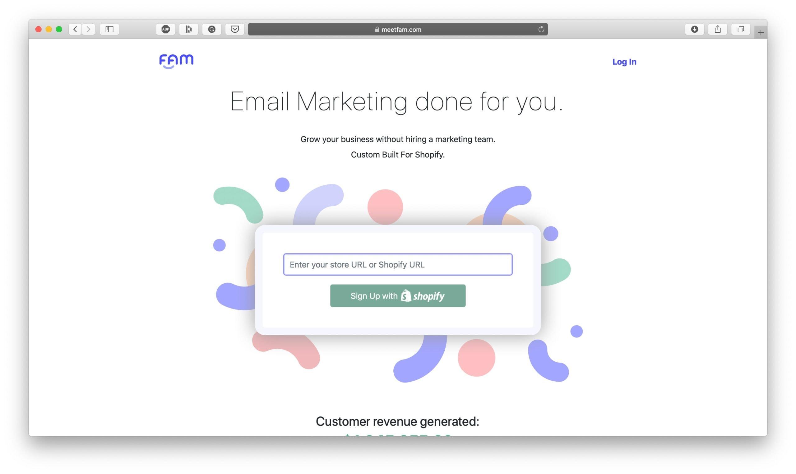 FAM Email Marketing