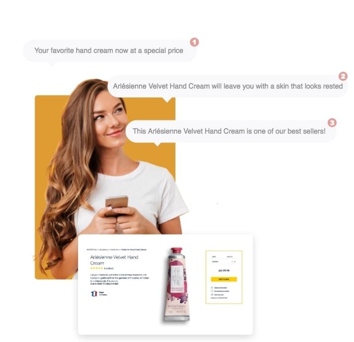 Dialogue Ecommerce Marketing Tool