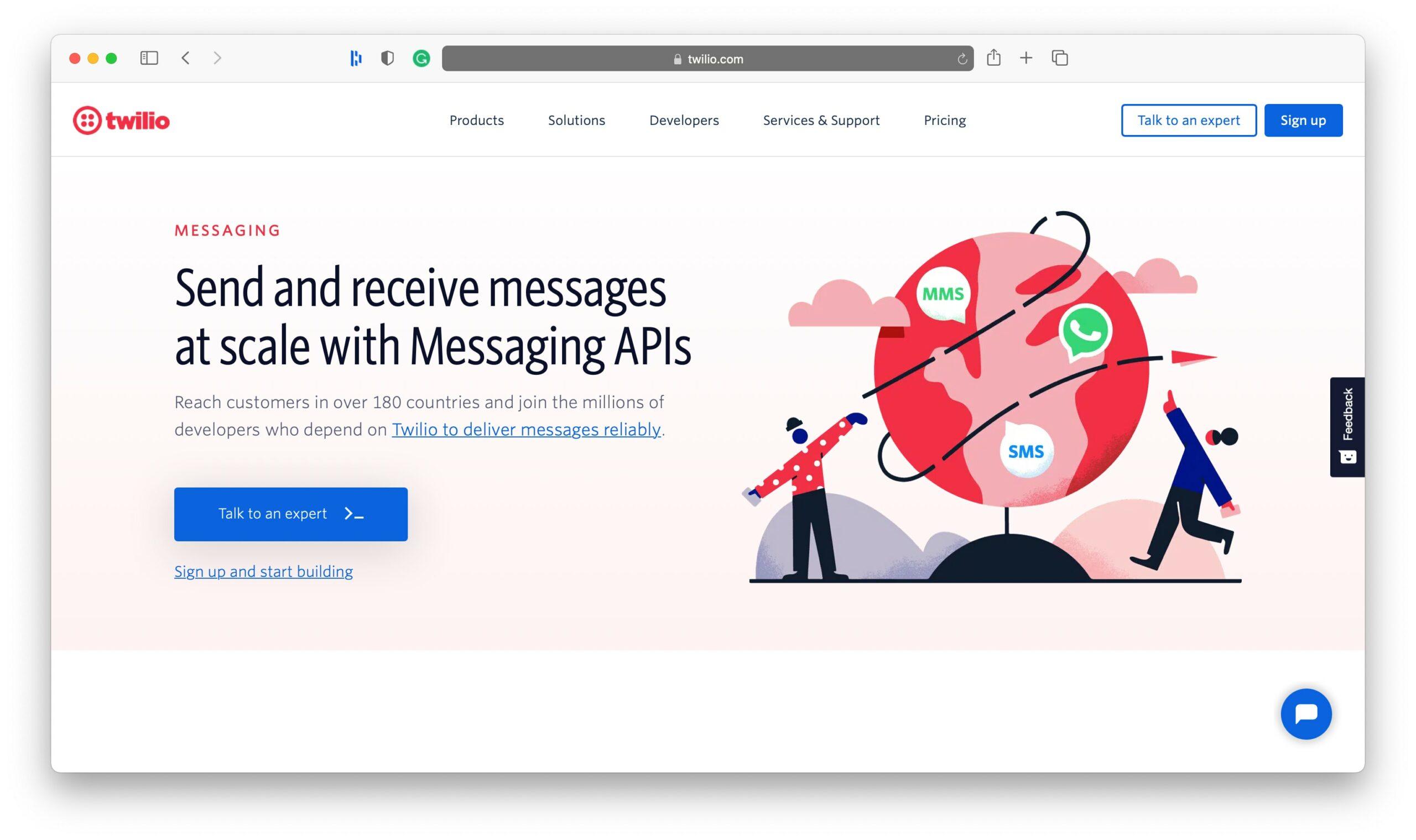 Twilio SMS Marketing Tools