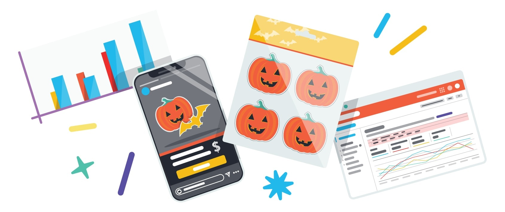 Business Ideas for Teens - Sell Stickers Online